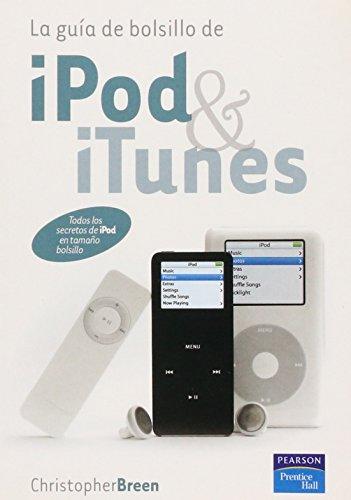 9788483223222: Guía de bolsillo ipod & tunes (PC Cuadernos)