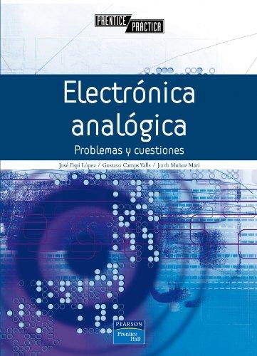 9788483223277: Electrónica Analógica: Problemas y Cuestiones