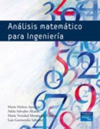 9788483223468: ANALISIS MATEMATICO PARA INGENIERIA.