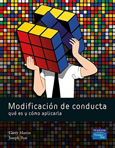 9788483223802: Modificación de la conducta: Qué es y cómo aplicarla: Spanish Edition