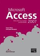 9788483224113: MICROSOFT ACCESS 2007. -MNL.D/APREND.-