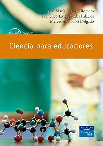 9788483224250: Ciencia para Educadores, incluye CD