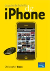 9788483224830: La guía de bolsillo de iphone (Guías de bolsillo)