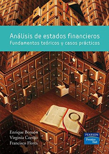 9788483225967: ANALISIS DE ESTADOS FINANCIEROS (Spanish Edition)