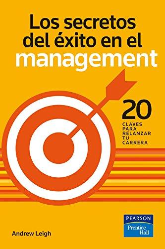 9788483226131: Los secretos del éxito del management (Negocios de bolsillo)