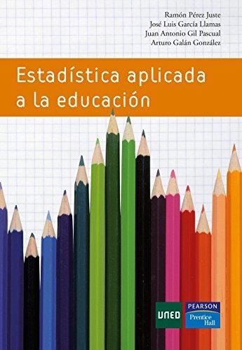 9788483226360: ESTADÍSTICA APLICADA A LA EDUCACIÓN