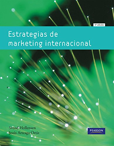 9788483226407: ESTRATEGIA DE MARKETING INTERNACIONAL (PEARSON)