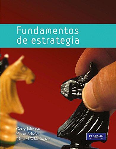 9788483226452: FUNDAMENTOS DE ESTRATEGIA