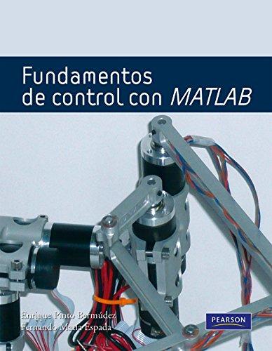 9788483226513: FUNDAMENTOS DE CONTROL CON MATLAB (Spanish Edition)