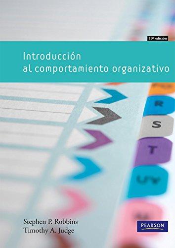 9788483226568: Introducción al comportamiento organizativo