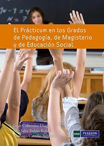 9788483226636: PRACTICUM EN LOS GRADOS DE PEDAGOGIA,DE