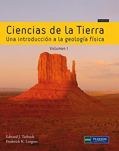 9788483226650: Ciencias de la tierra volumen I