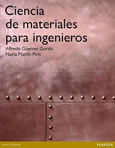 9788483227190: Ciencia de materiales para ingenieros