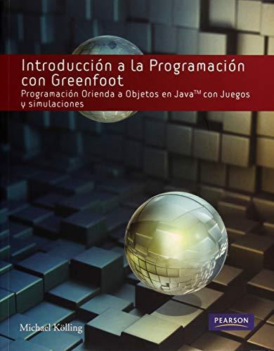 9788483227664: Introducción a la programación con Greenfoot
