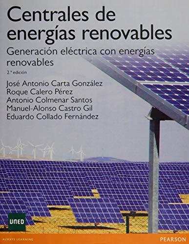 9788483229972: Centrales de energías renovables: Centrales de energías renovables