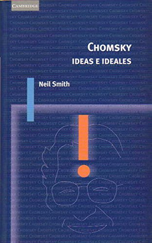 9788483231203: Chomsky: Ideas E Ideales: 6 (Lingüística)