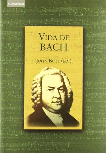 9788483231210: Vida de Bach