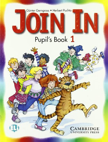 9788483231395: Join In 1 Pupil's Book, Spanish edition