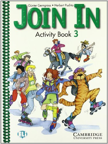 9788483231555: Join in, 3 ESO. Activity book.