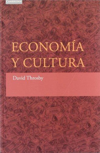 9788483232194: Economía y cultura (Spanish Edition)