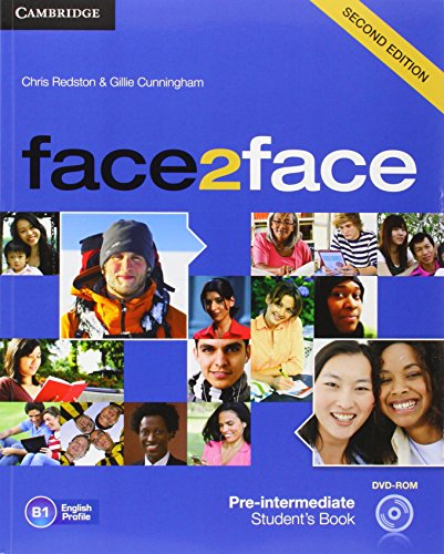 9788483232286: face2face for Spanish Speakers Pre-intermediate Student's Book with DVD-ROM and Handbook with Audio CD Second Edition
