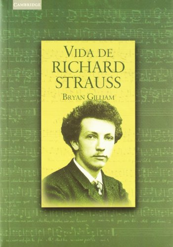 9788483232538: Vida de Richard Strauss (Música)