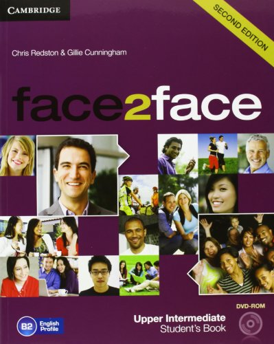 9788483232545: face2face for Spanish Speakers Upper Intermediate Student's Book with DVD-ROM and Handbook with Audio CD Second Edition