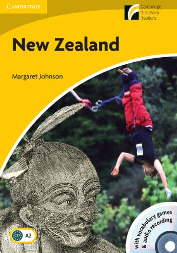 9788483234853: CDR2: New Zealand Level 2 Elementary/Lower-intermediate Book with CD-ROM/Audio CD Pack (Cambridge Discovery Readers)