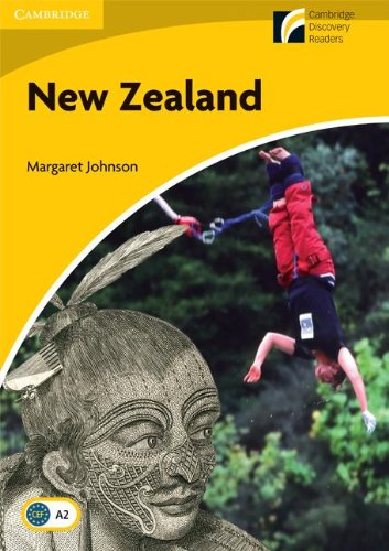 9788483234877: New Zealand Level 2 Elementary/Lower-intermediate American English Paperback (Cambridge Discovery Readers)