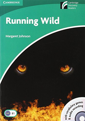 9788483234983: Running Wild Level 3 Lower-intermediate Book with CD-ROM and Audio CDs (2) Pack (Cambridge Discovery Readers: Level 3)