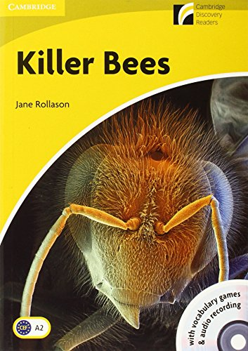 9788483235065: Killer Bees Level 2 Elementary/Lower-intermediate Book with CD-ROM/Audio CD (Cambridge Discovery Readers: Level 2)