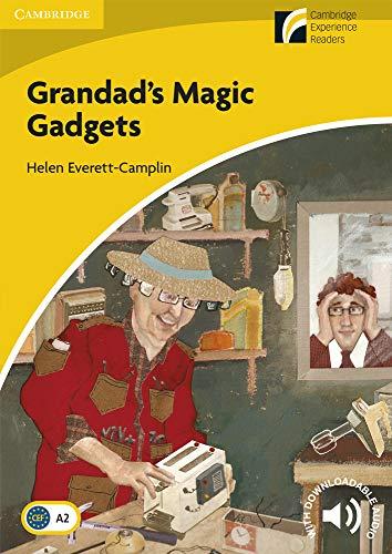 9788483235225: Grandad's Magic Gadgets. Level 2 Elementary / Lower-intermediate. A2. Cambridge Experience Readers.