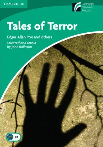 9788483235300: Tales of Terror Level 3 Lower-intermediate American English (Cambridge Discovery Readers)