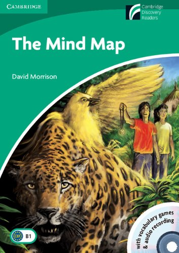 9788483235409: The Mind Map Level 3 Lower-intermediate Book with CD-ROM and Audio 2 CD Pack (Cambridge Discovery Readers: Level 3)
