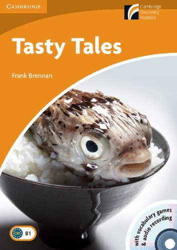 Tasty Tales Level 4 Intermediate Book with CD-ROM and Audio CDs (2) Pack (Book & Merchandise): ...