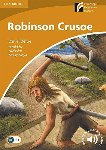9788483235539: CDR4: Robinson Crusoe Level 4 Intermediate (Cambridge Discovery Readers)