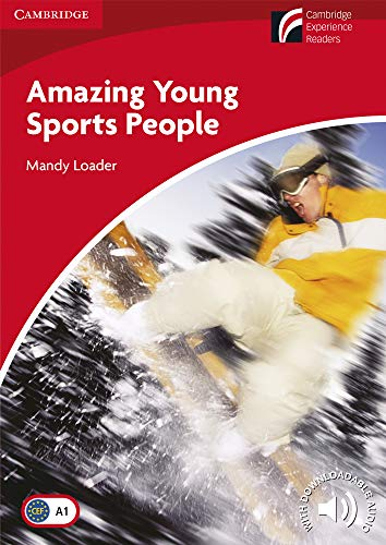 9788483235720: CDR1: Amazing Young Sports People Level 1 Beginner/Elementary (Cambridge Discovery Readers)