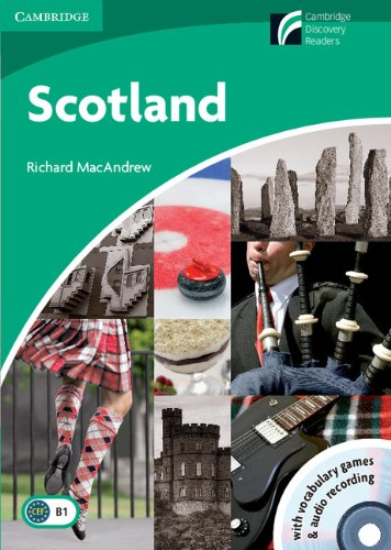 9788483235768: CDR3: Scotland Level 3 Lower-intermediate with CD-ROM and Audio CD (Cambridge Discovery Readers)