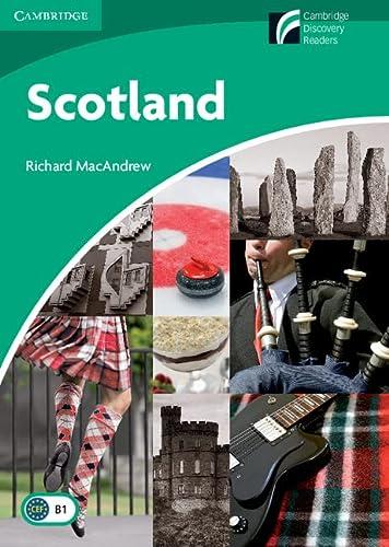 9788483235799: Scotland Level 3 Lower-intermediate (Cambridge Discovery Readers)