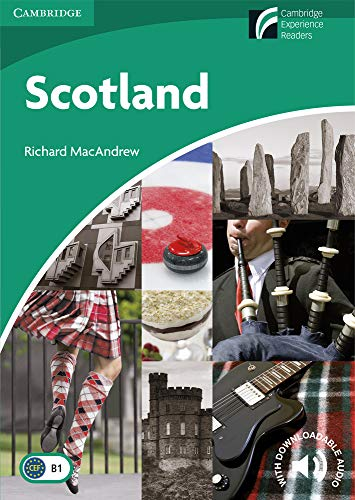 9788483235799: CDR3: Scotland Level 3 Lower-intermediate (Cambridge Discovery Readers)