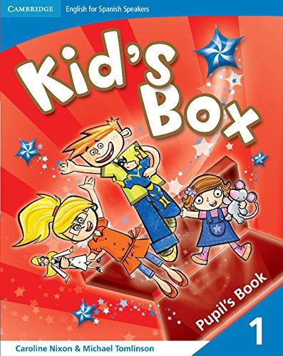 9788483235805: Kid's Box for Spanish Speakers 3 Activity Book with CD-ROM and Language Portfolio - 9788483235805