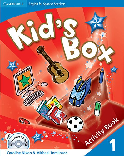 9788483235850: Kid's Box for Spanish Speakers 1 Pupil's Book - 9788483235850