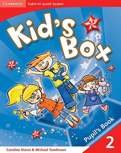 9788483235867: Kid's Box for Spanish Speakers Level 1 Activity Book with CD-ROM and Language Portfolio