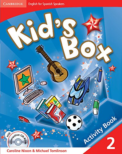 9788483235898: Kid's Box for Spanish Speakers 2 Pupil's Book - 9788483235898