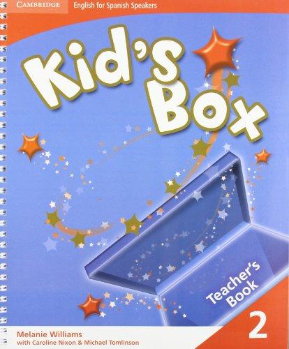 9788483235911: Kid's Box for Spanish Speakers 2 Teacher's Book - 9788483235911