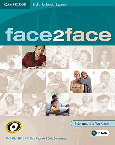 9788483236000: Face2face for Spanish Speakers Intermediate Workbook with Key