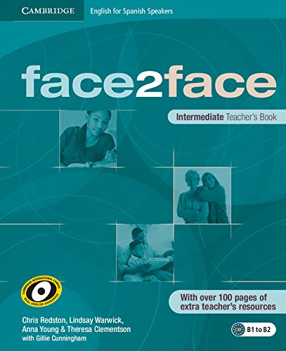 Face2face for Spanish Speakers Intermediate Teacher's Book (8483236028) by unknown