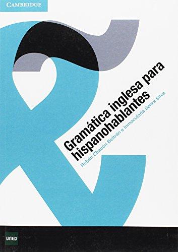 9788483236154: Gramática Inglesa para Hispanohablantes