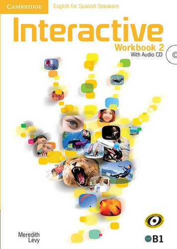 9788483236246: Interactive for Spanish Speakers 2 Workbook with Audio CDs (2) - 9788483236246