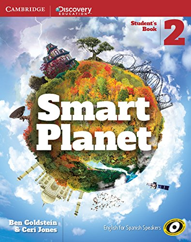 9788483236604: Smart Planet Level 2 Student's Book with DVD-ROM - 9788483236604
